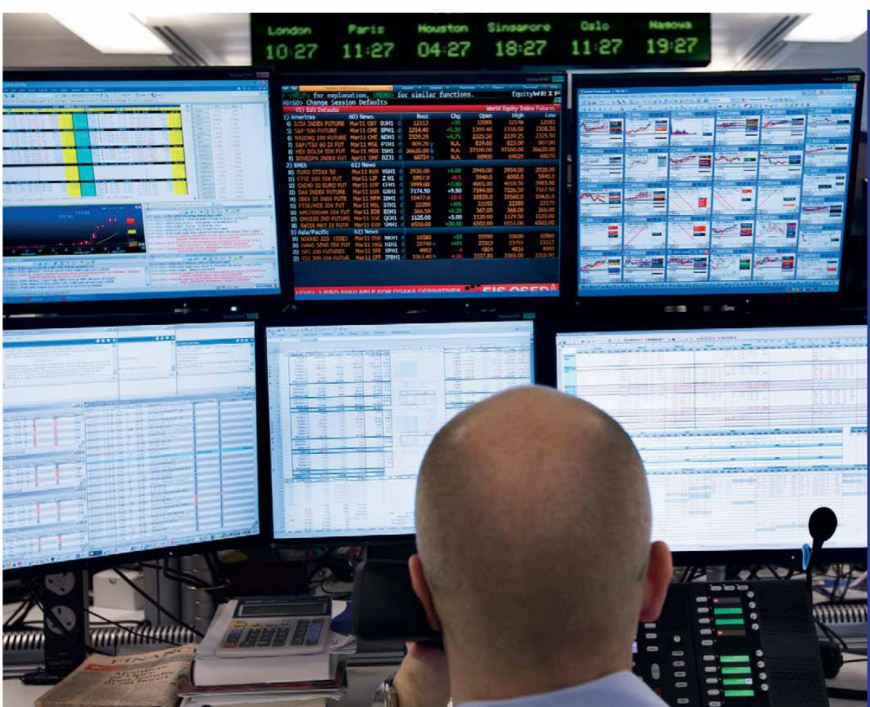 Is Wholesale Power Trading As Profitable A Line Of