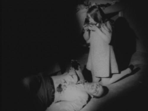 horror victim